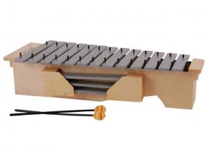 Xylofon i grå