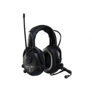høreværn med radio test